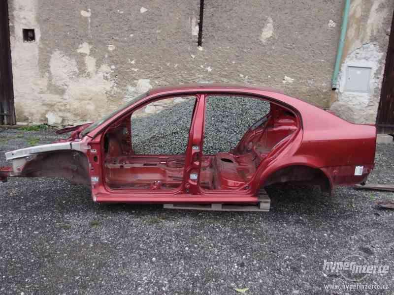 Skelet karoserie Škoda Octavia I hatchback - foto 7