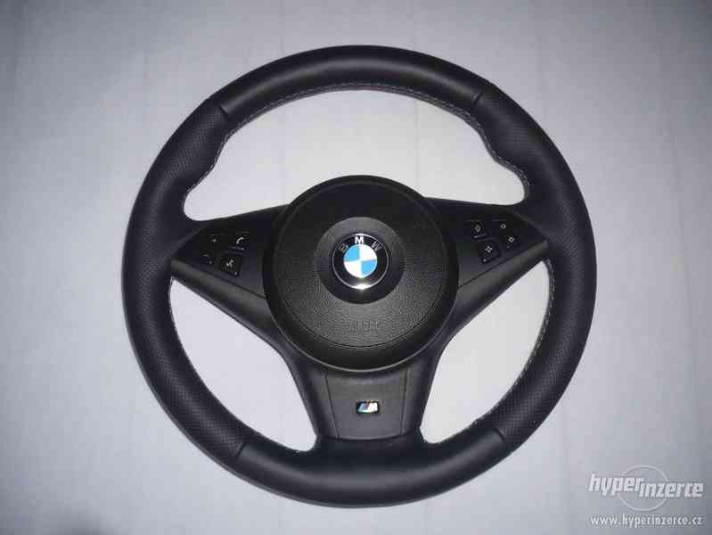 BMW E-60/61 M-volant - foto 1