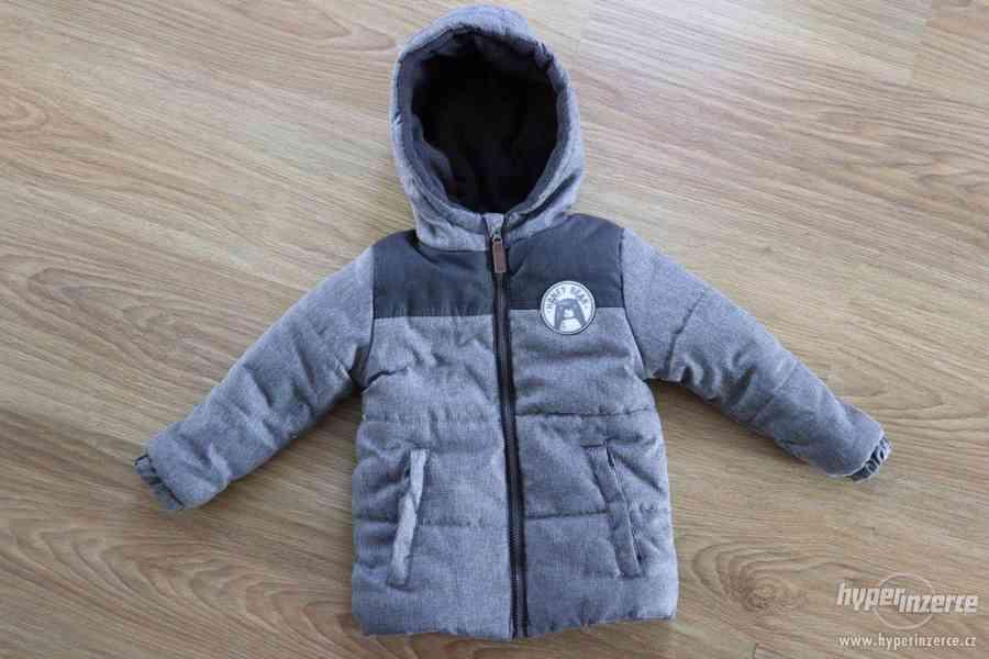 Zimní bunda vel.92 - foto 1