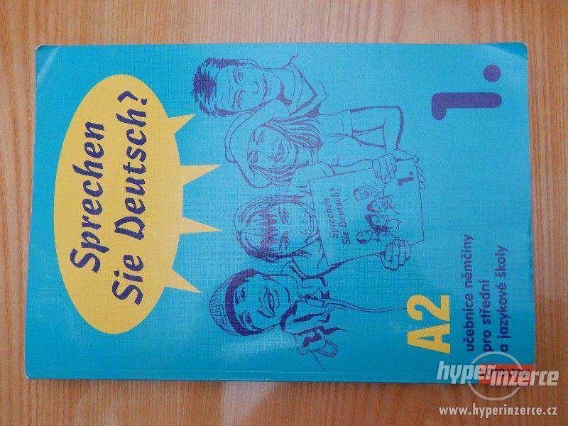 Prodám učebnice pro SŠ