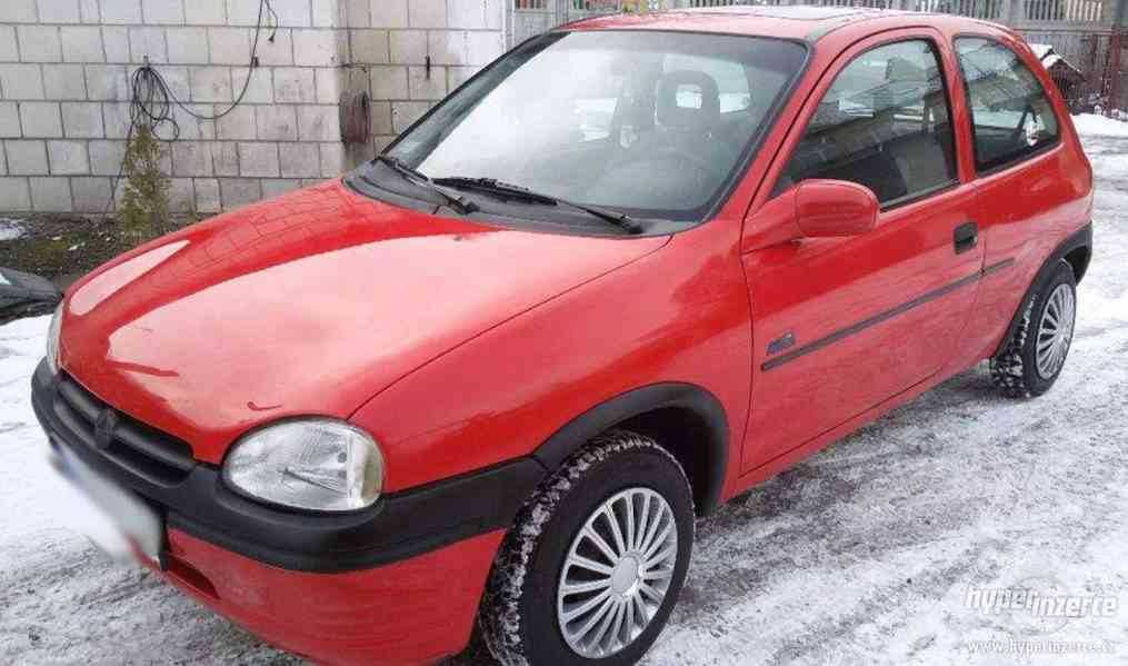 Opel Corsa B díly - foto 3