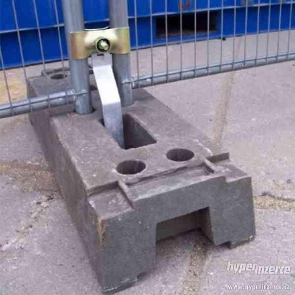 Mobilní stavební oplocení - foto 2