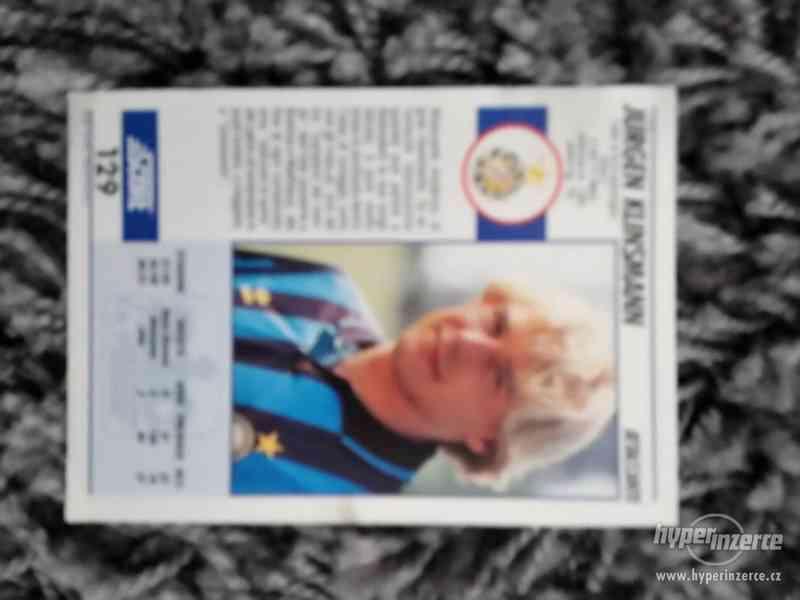 Jurgen Klinsmann k prodeji - foto 1