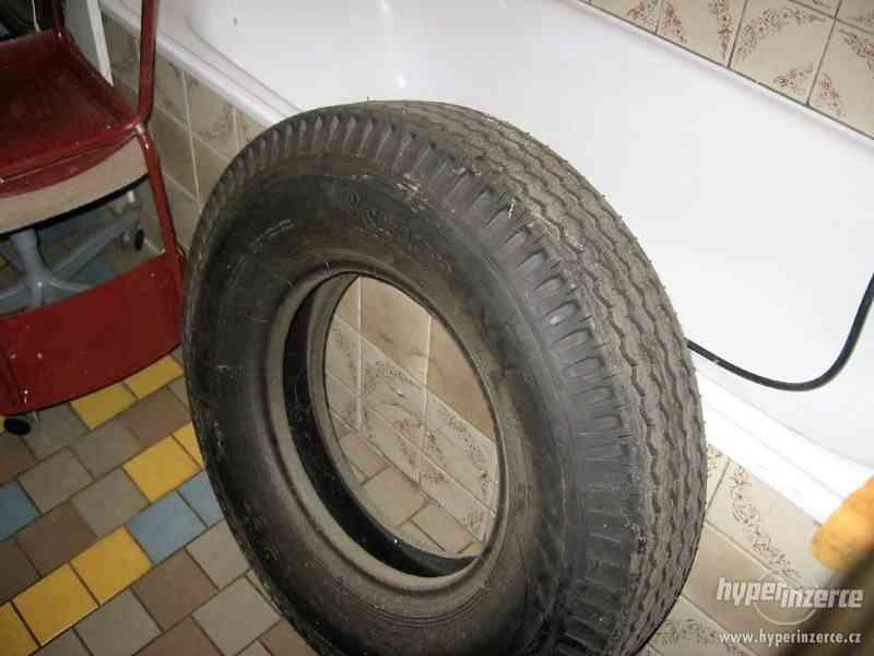 Prodám pneumatiku 7,50-16C NB60 Barum - 1ks