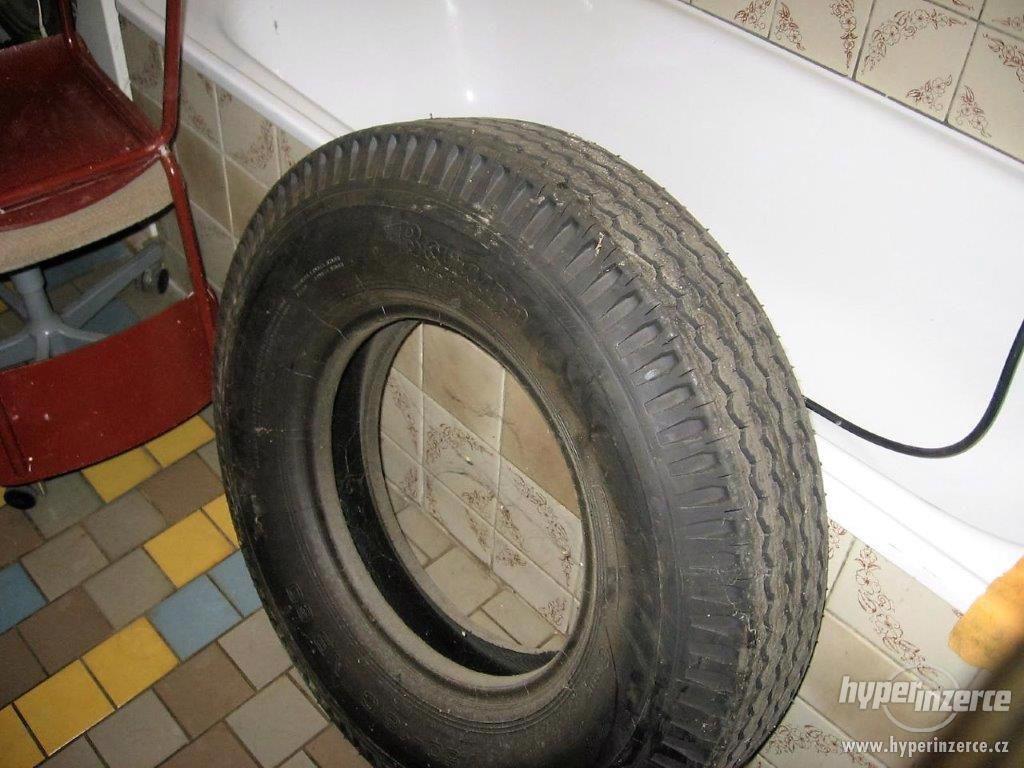 Prodám pneumatiku 7,50-16C NB60 Barum - 1ks - foto 1