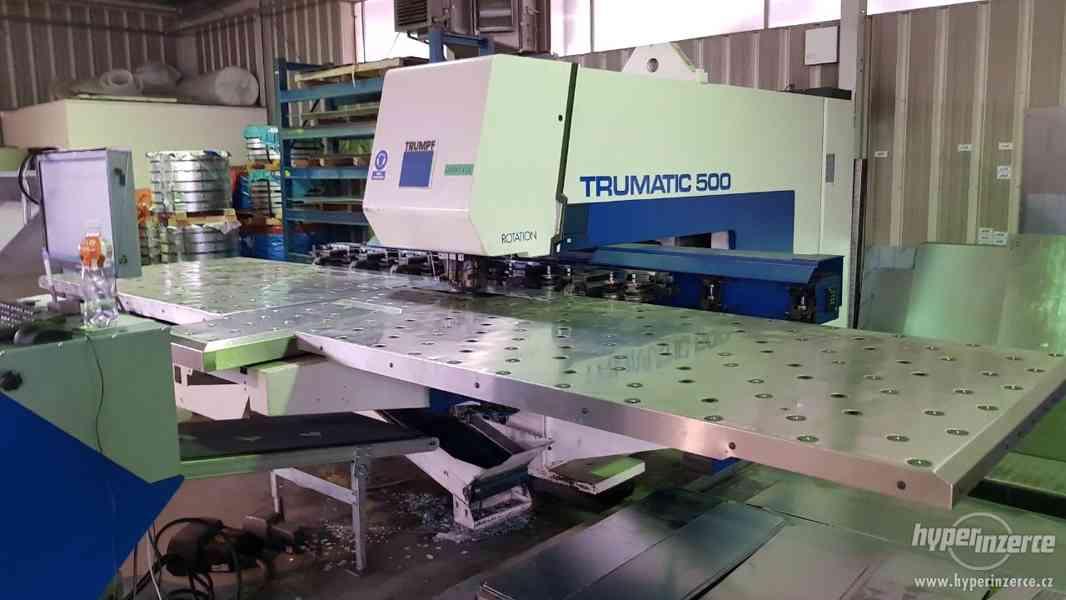 Trumatic Trumpf TC500 - foto 2