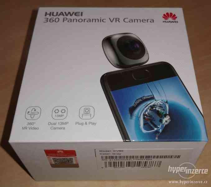 360° kamerka HUAWEI - SLEVA - foto 1
