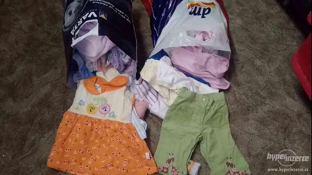 Dětské oblečení 0-3 měsíce