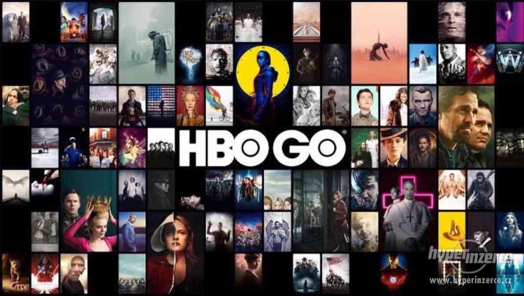 HBO GO jen za 50kc/mes.