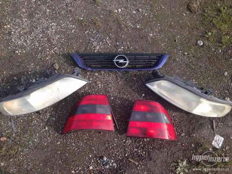 Prodám ND na Opel Vectra B