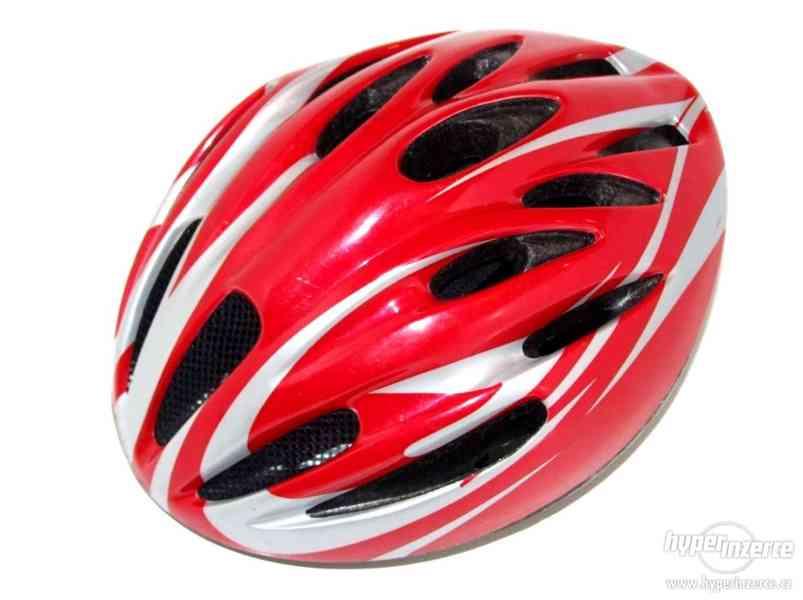Cyklistická helma ( přilba na kolo ) FM, velikost S/M