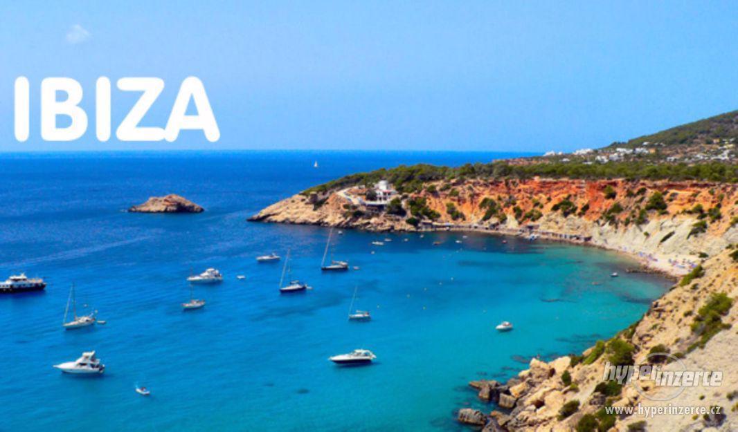 8 denní plavba Itálie,Španělsko,Sicílie,Ibiza,Mallorca ...