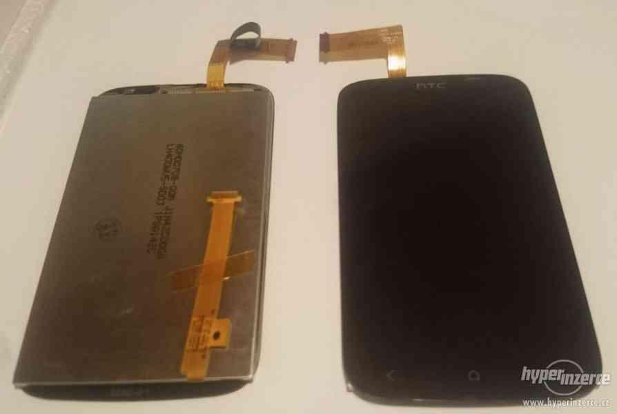 HTC Desire X T328e LCD+Digitizer - foto 2