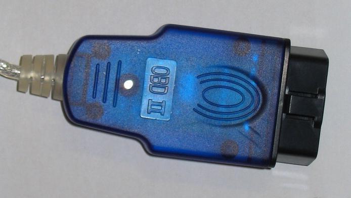 Diagnostický kabel KKL-USB, OBD2, kompatibilní s VAG-COM