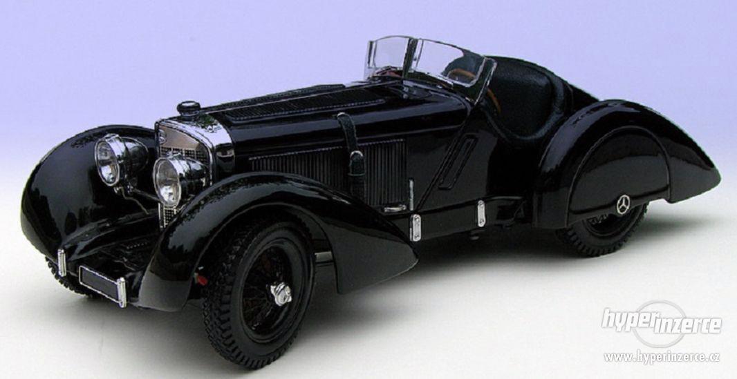 Model 1:18 Mercedes 770K W150 1938 Pullman Rarität - foto 11