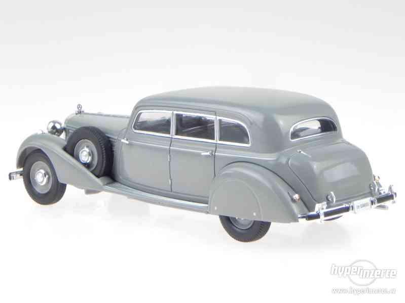 Model 1:18 Mercedes 770K W150 1938 Pullman Rarität - foto 2