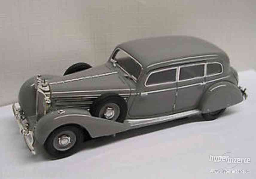 Model 1:18 Mercedes 770K W150 1938 Pullman Rarität - foto 3