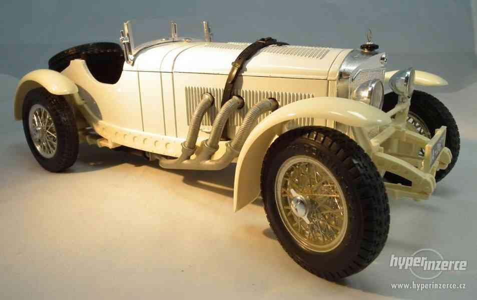 Model 1:18 Mercedes 770K W150 1938 Pullman Rarität - foto 13