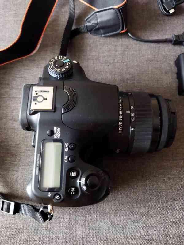 Fotoaparát Sony Alpha 68 +objektiv 18–55 mm - doprava zdarma - foto 1
