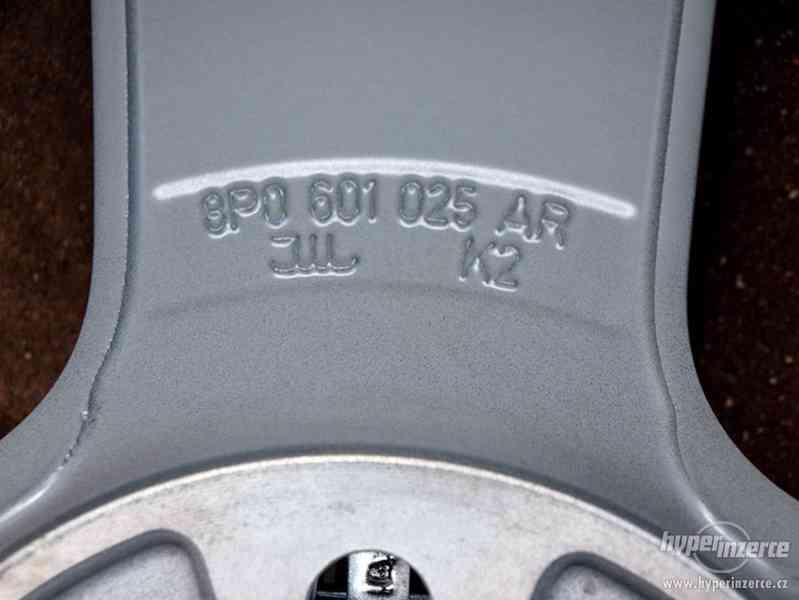 "17"" ALU KOLA = 5x112 = AUDI A3 8P – ORIGINÁL - 1 KUS ! - foto 9"