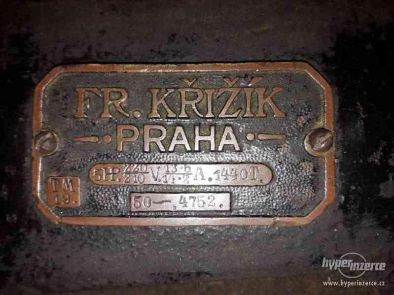 Fr.Křižík Praha