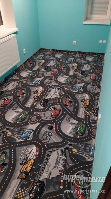 Dětský koberec nový - foto 1