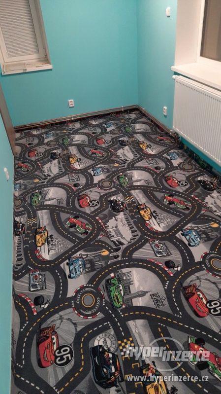 Dětský koberec nový - foto 2