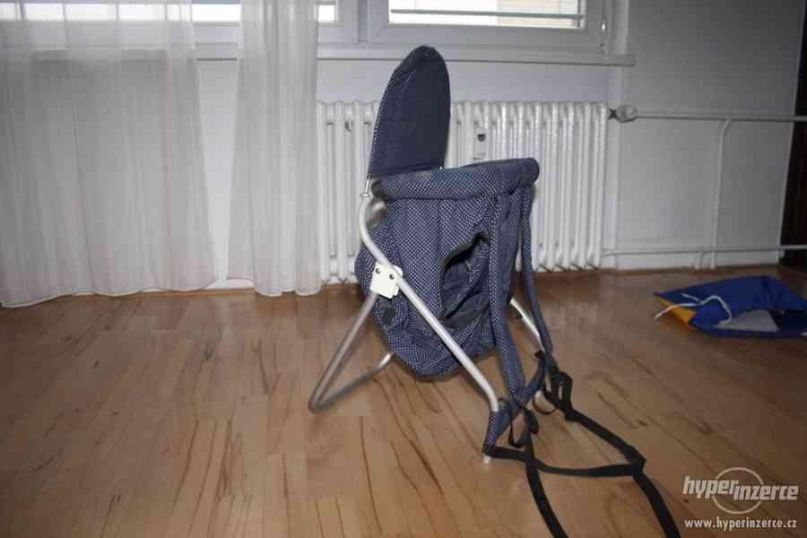 sedačka, fusak a další věci - foto 2