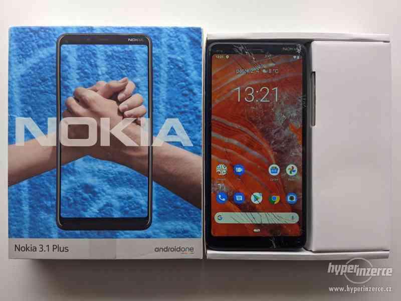 Nokia 3.1 Plus 2GB/16GB Dual SIM Blue