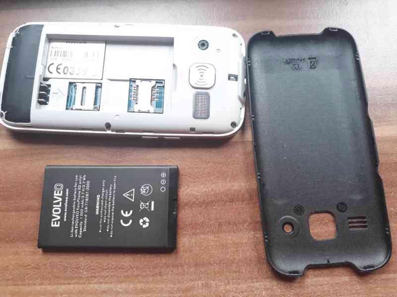 Evolveo EasyPhone XD - seniorský telefon  - foto 2