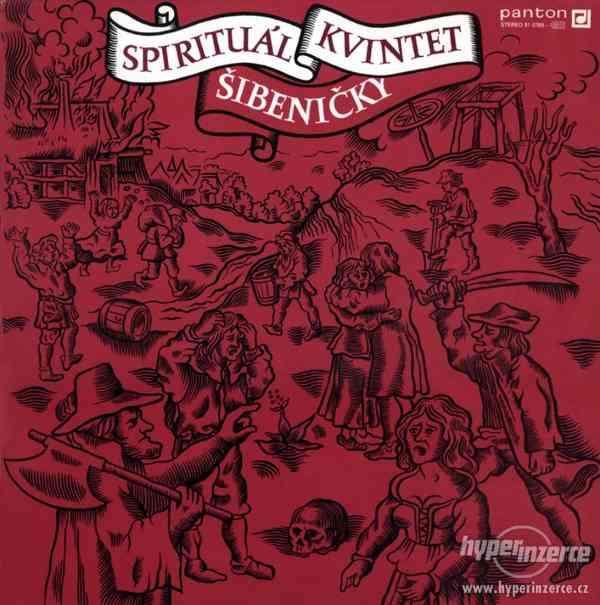 Prodám CD - Spirituál Kvintet - Šibeničky