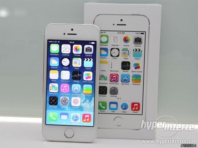 Nový Apple iPhone 5S 64gb. Odemčený