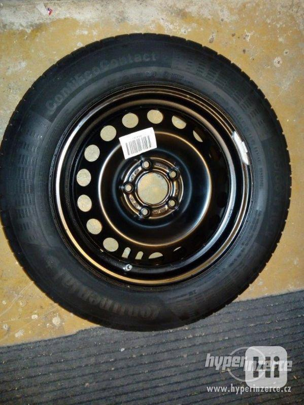 215/60R16 95V Continental EcoContact 5 nová pneu - foto 2