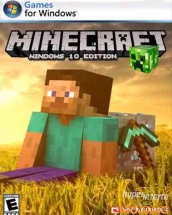 Minecraft sleva 80% - foto 1