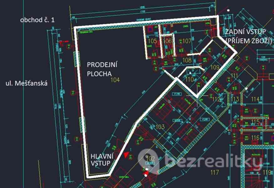 Pronájem nebytových prostor v Hodoníně, Kollárova 1 - foto 3