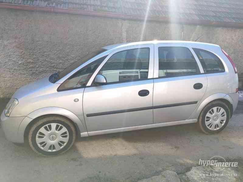Opel Meriva 1,7DTI - foto 1