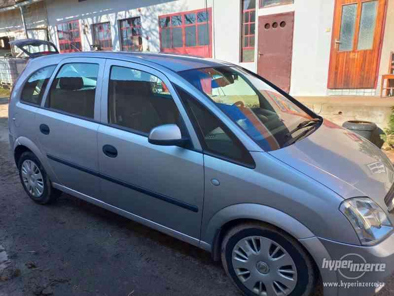Opel Meriva 1,7DTI - foto 4