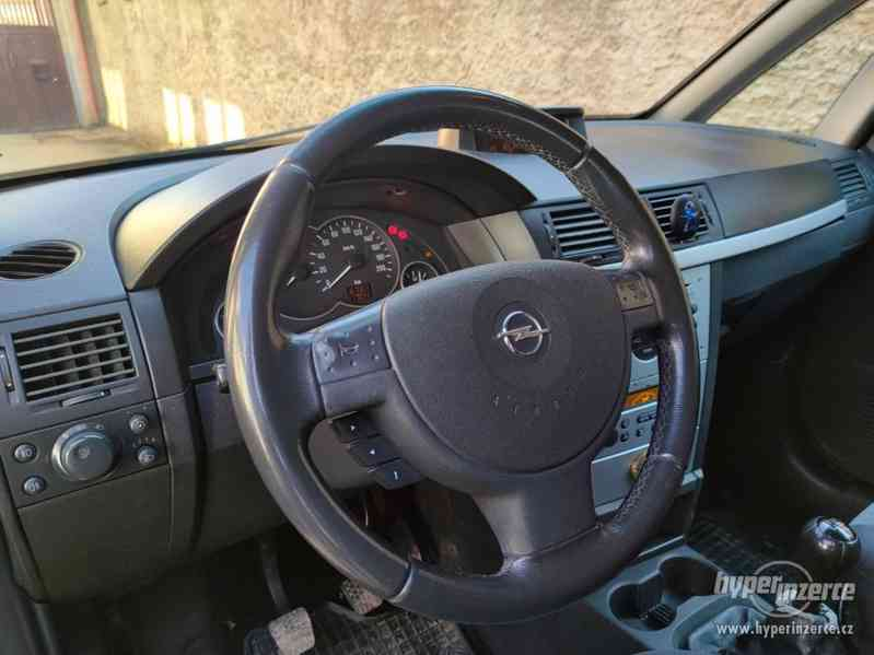 Opel Meriva 1,7DTI - foto 5
