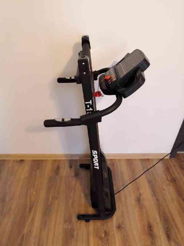 Běžecký pás HRS T-150 (1 HP, do 100kg, do 12km/h) + twister  - foto 5