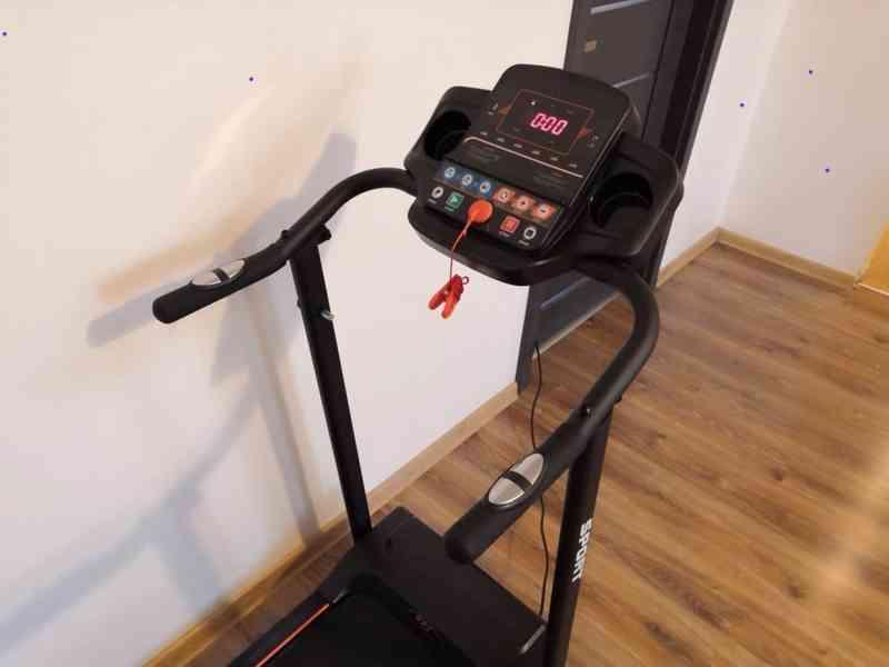Běžecký pás HRS T-150 (1 HP, do 100kg, do 12km/h) + twister  - foto 2