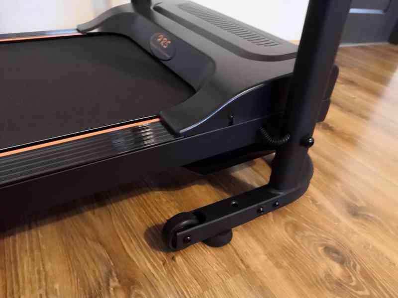 Běžecký pás HRS T-150 (1 HP, do 100kg, do 12km/h) + twister  - foto 4