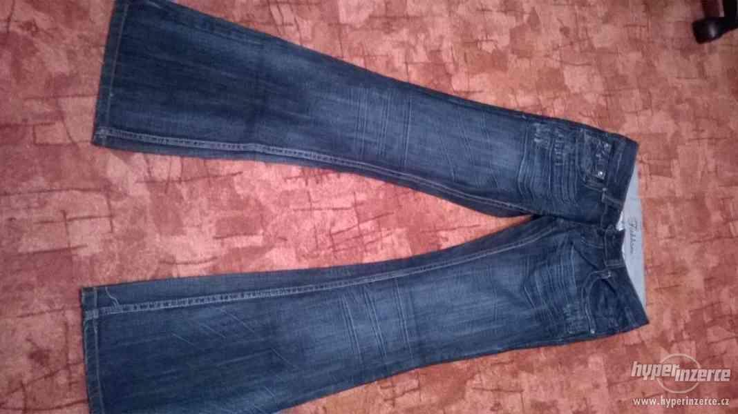 Tmavě modré džíny Fishbone, vel. 26
