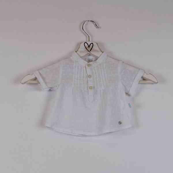 Cotton&sugar - Novorozenecká košilka Velikost: 0-3 měsíce