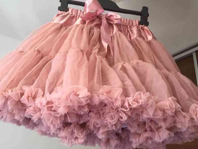 DOLLY sukně boahté dětské/dívčí