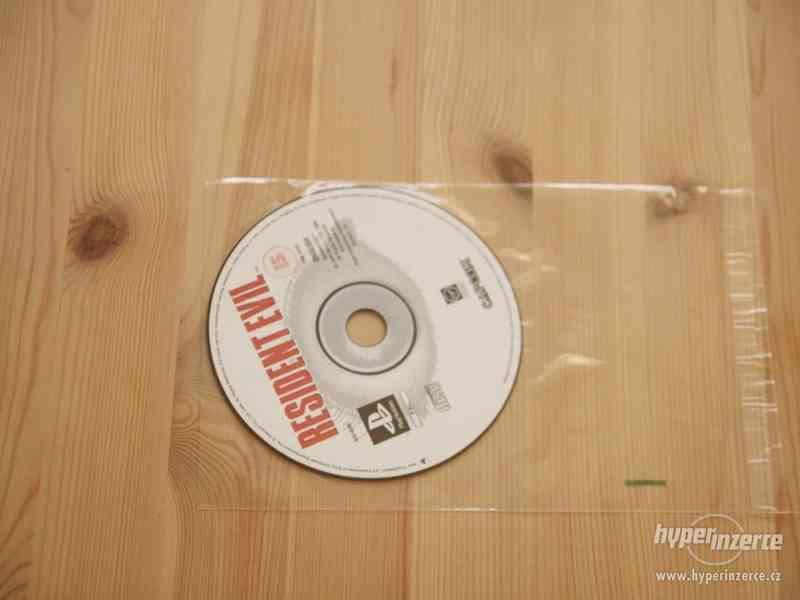 === Resident evil (CD) ( PSX / PS1 ) ===