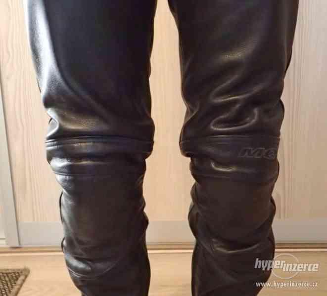 Kožené kalhoty MQP dámské - foto 5