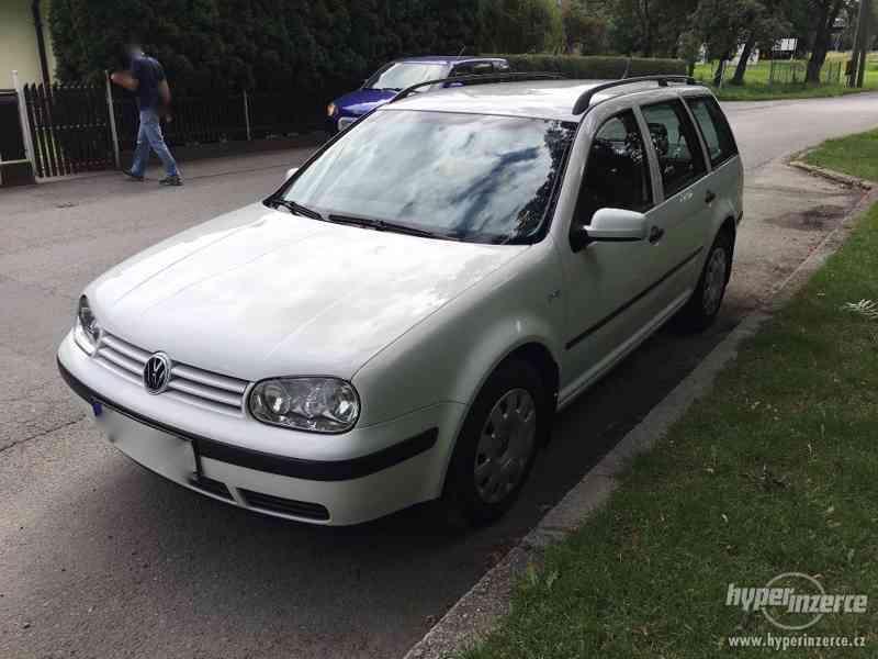 Volkswagen Golf IV Variant 1.4 16V r.v. 2002 - foto 2