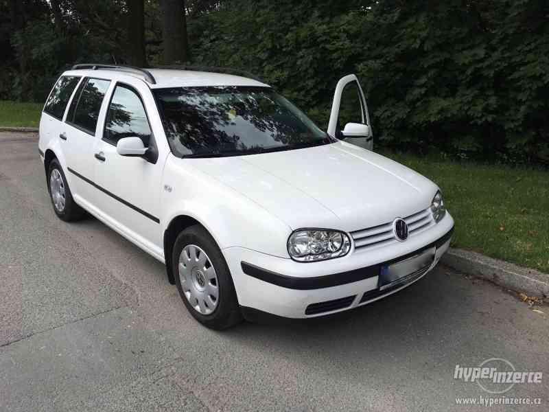 Volkswagen Golf IV Variant 1.4 16V r.v. 2002 - foto 4