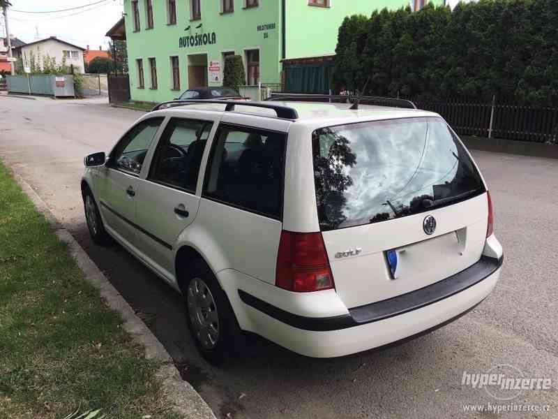 Volkswagen Golf IV Variant 1.4 16V r.v. 2002 - foto 8