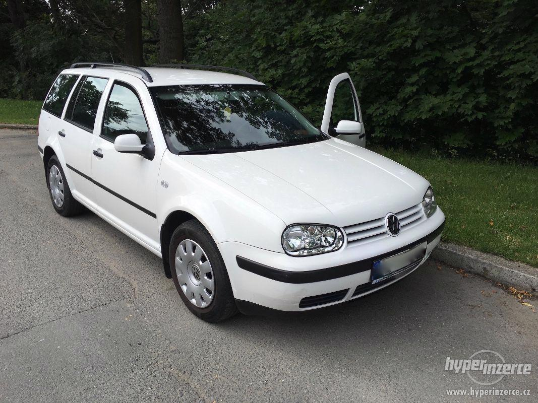 Volkswagen Golf IV Variant 1.4 16V r.v. 2002 - foto 1